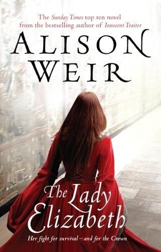 Okładka książki The Lady Elisabeth