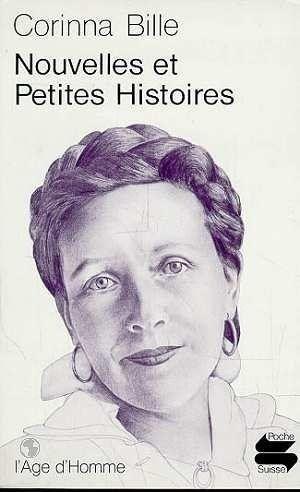 Okładka książki Nouvelles et Petites Histoires