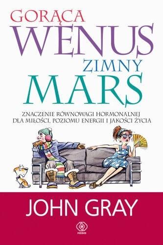 Okładka książki Gorąca Wenus, zimny Mars