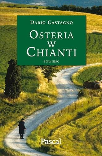 Okładka książki Osteria w Chianti