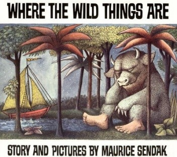 Okładka książki Where the Wild Things Are
