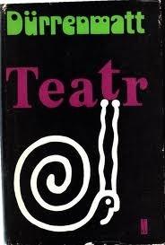 Okładka książki Teatr. Wybór
