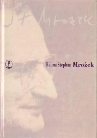 Okładka książki Mrożek