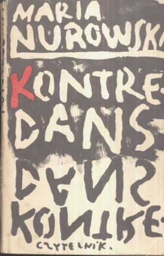 Okładka książki Kontredans