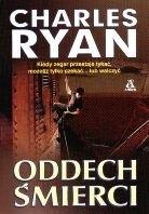Okładka książki Oddech śmierci