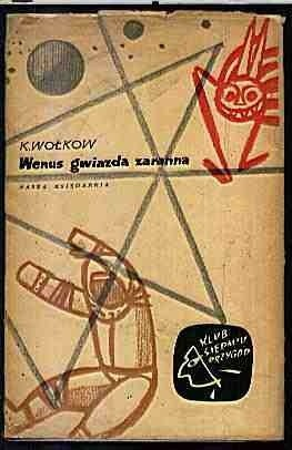 Okładka książki Wenus gwiazda zaranna