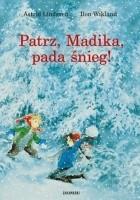 Patrz, Madika, pada śnieg!