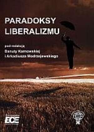 Okładka książki Paradoksy liberalizmu