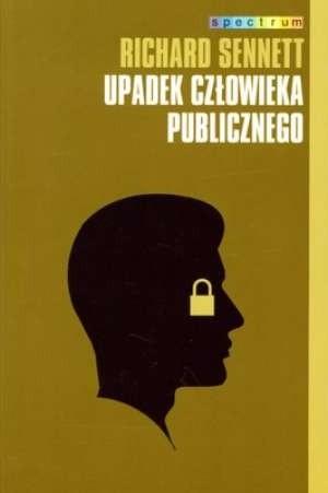 Okładka książki Upadek człowieka publicznego