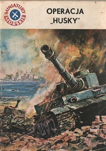 Okładka książki Operacja