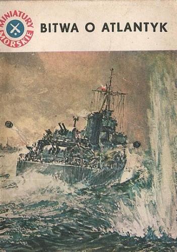 Okładka książki Bitwa o Atlantyk