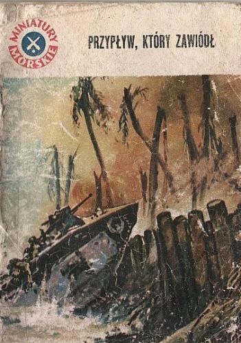 Okładka książki Przypływ, który zawiódł