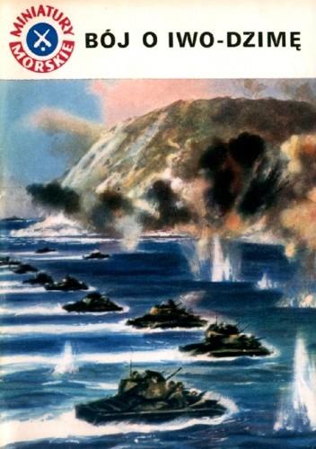 Okładka książki Bój o Iwo-dzimę