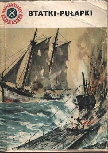 Okładka książki Statki-pułapki