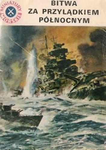 Okładka książki Bitwa za Przylądkiem Północnym
