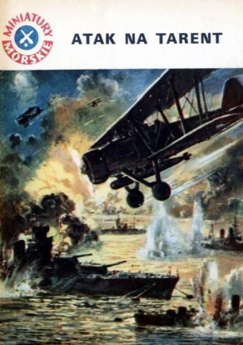 Okładka książki Atak na Tarent