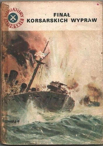 Okładka książki Finał korsarskich wypraw