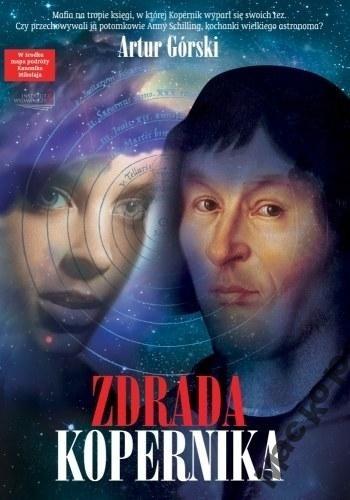 Okładka książki Zdrada Kopernika