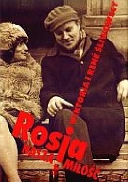Okładka książki Rosja, nasza miłość