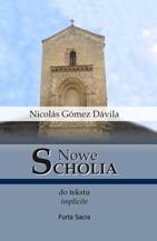 Okładka książki Nowe scholia do tekstu implicite.Tom II