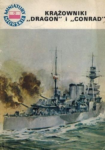 Okładka książki Krążowniki