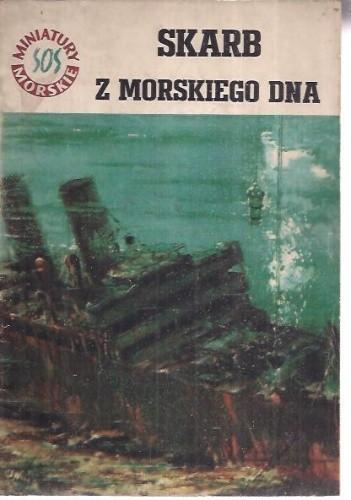 Okładka książki Skarb z morskiego dna