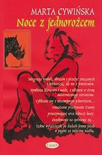 Okładka książki Noce z jednorożcem