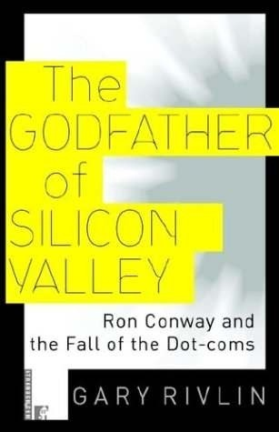 Okładka książki The Godfather of Silicon Valley