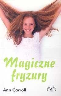 Okładka książki Magiczne fryzury