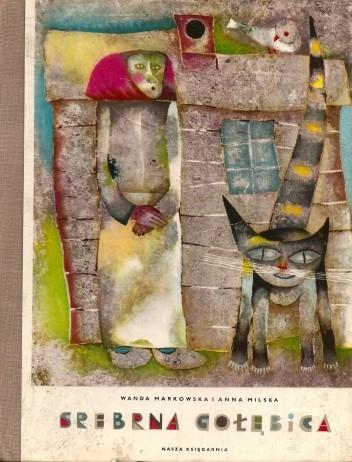 Okładka książki Srebrna gołębica
