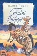Okładka książki Ostatni kowboje