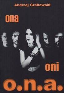 Okładka książki Ona, oni, O.N.A.