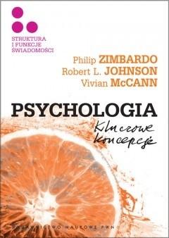 Okładka książki Psychologia. Kluczowe koncepcje. T.3. Struktura i funkcje świadomości