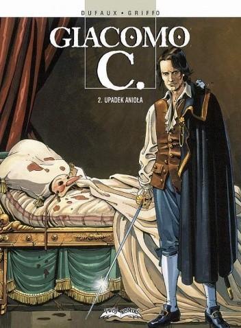 Okładka książki Giacomo C.- 02-Upadek Anioła