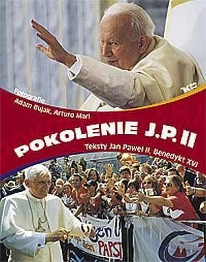 Okładka książki Pokolenie J.P.II