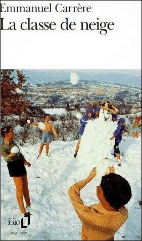 Okładka książki La classe de neige