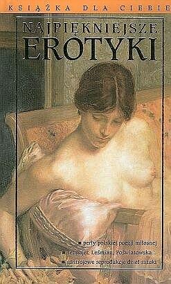 Okładka książki Najpiękniejsze erotyki