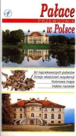 Okładka książki Pałace w Polsce. Przewodnik