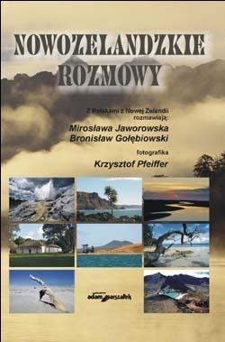 Okładka książki Nowozelandzkie rozmowy