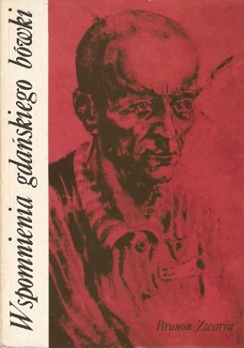 Okładka książki Wspomnienia gdańskiego bówki