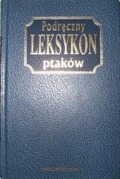 Okładka książki Podręczny leksykon ptaków