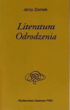 Okładka książki Literatura odrodzenia