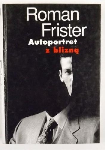 Okładka książki Autoportret z blizną