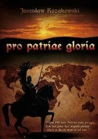 Okładka książki Pro Patriae Gloria