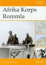 Okładka książki Afrika Korps Rommla