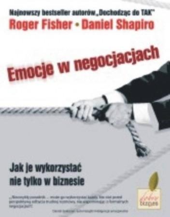 Okładka książki Emocje w negocjacjach