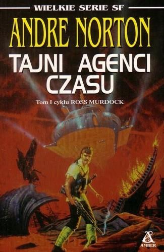 Okładka książki Tajni agenci czasu