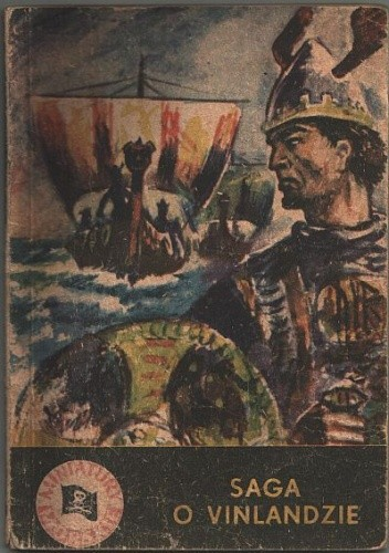 Okładka książki Saga o Vinlandzie