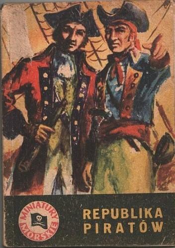 Okładka książki Republika piratów
