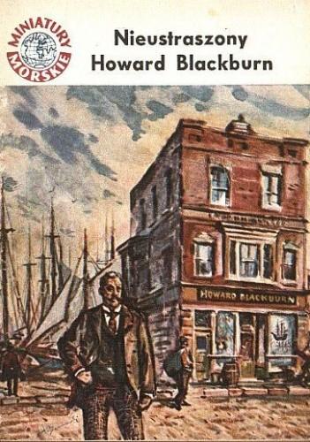Okładka książki Nieustraszony Howard Blackburn